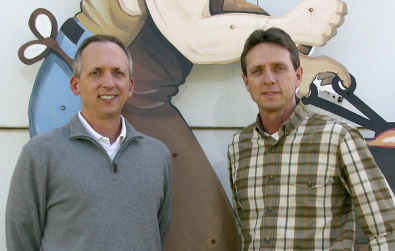 Picture of Bill Merry Jr. and Keith Merry