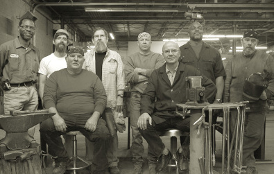 Picture of the Herndon and Merry Team